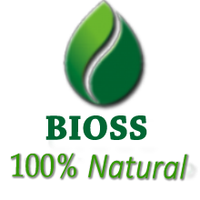 BIOSS – Phytopreparates & Phytocosmetics – 100% Natural Cosmetics Logo