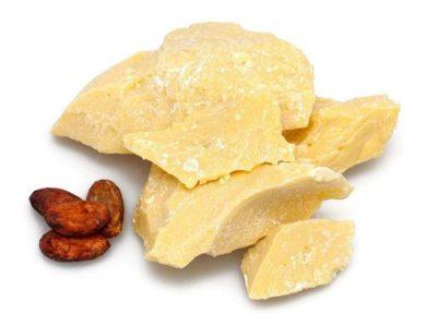 kakao buter, sirovine za prirodnu kozmetiku