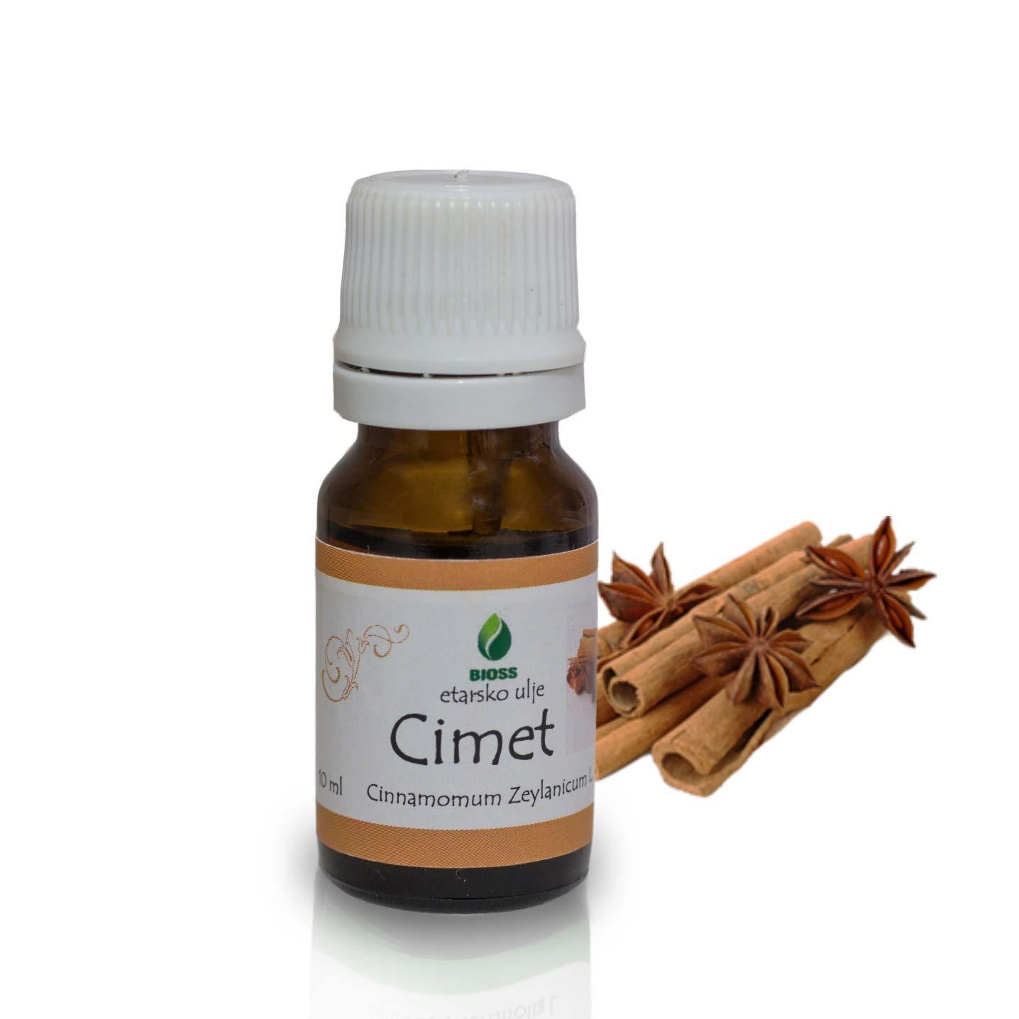 Cinnamon bark essential oil (Cinnamomum verum)