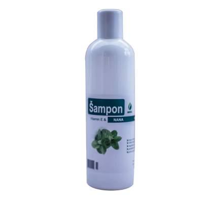 sampon od nane sampon od mente Prirodni Samponi Samponi bez sulfata prirodna kozmetika