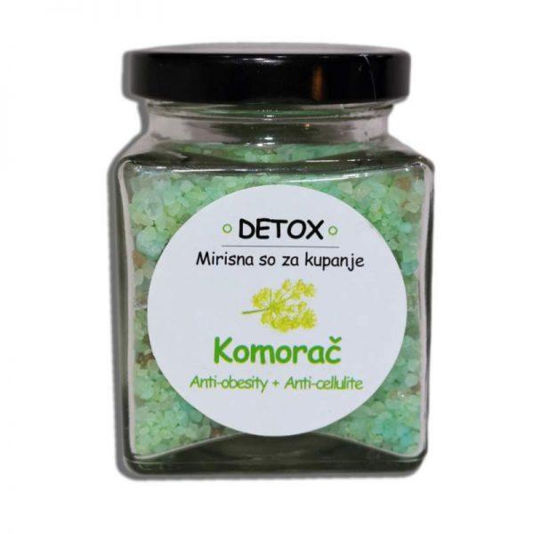 mirisna so, komorač, aromaterapija