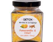 mirisna so, pomorandza, aromaterapija
