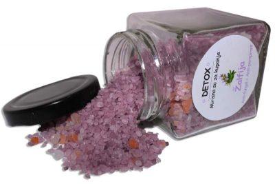 mirisna so, aromaterapija, žalfija
