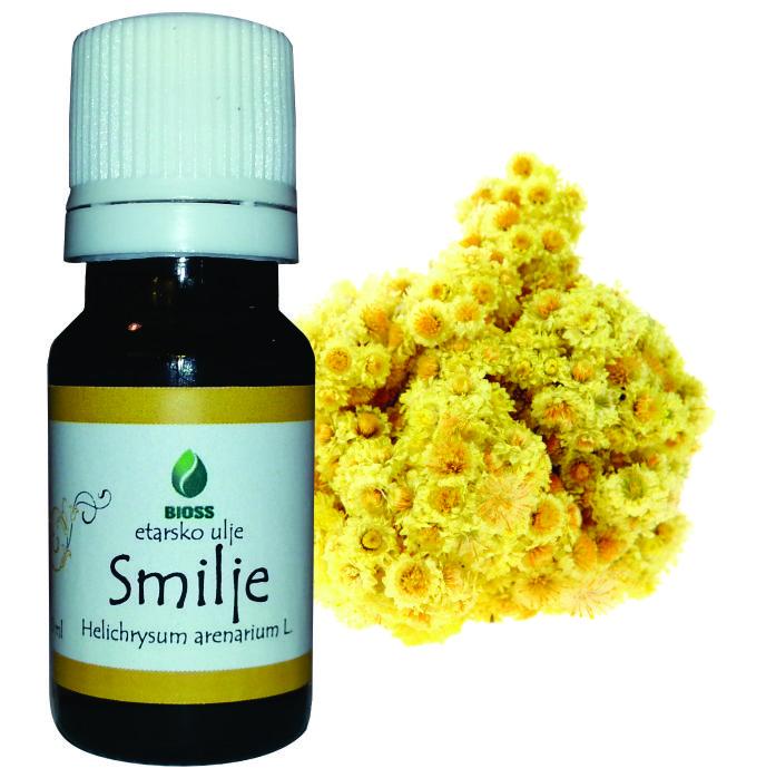 Etarsko ulje Smilje Helichrysum italicum