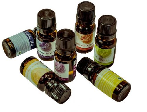 Eterična ulja za balansiranje prve i druge čakre