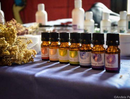 Uputstvo za koriščćenje čakra seta mirisnih esencija